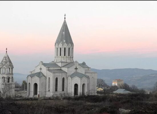 Holy Savior Cathedral, Սուրբ Ամենափրկիչ Մայր Տաճար