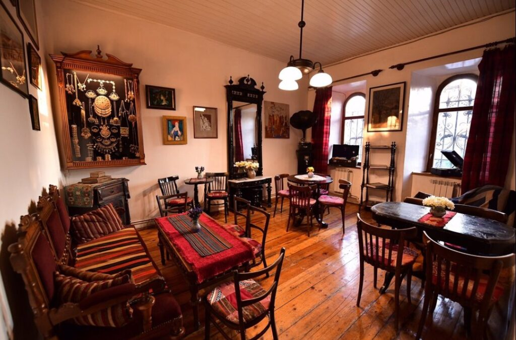 Lusik Aguletsi House-Museum and Art Cafe.