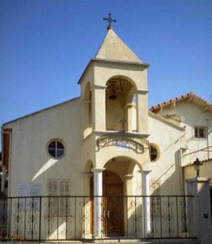 Eglise Apostolique Armenienne Saint Tateos et Saint Parthomios, Marseille