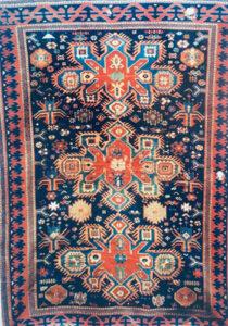 Carpet Sun Tsil, 19th century