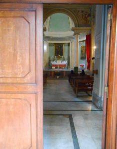 Interior, San Biagio degli Armeni