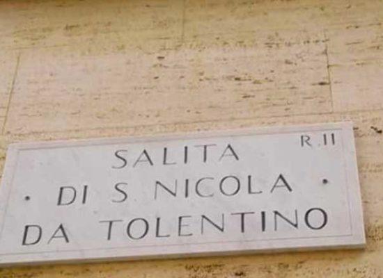 Sign - Salita di S Nikola da Tolentino