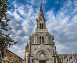 Iglesia armenia de Valence, Francia