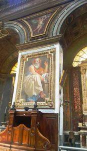 San Biagio degli Armeni Church Inside