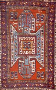 Armenian Rug, Sevan, 19th century