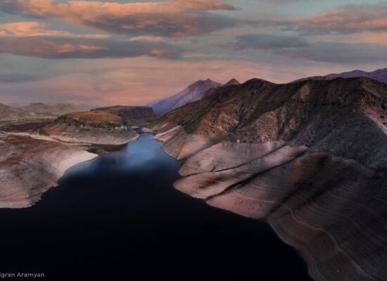 Azat Reservoir, Ararat Province