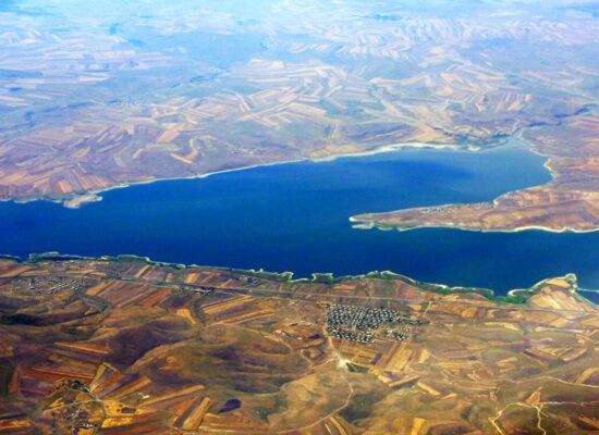Akhurian Reservoir