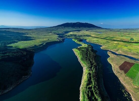Aparan Reservoir, Aragatsotn Province