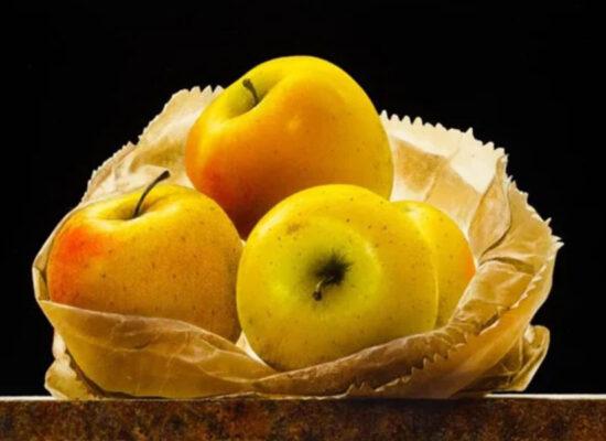 Apples, Ottorino De Lucchi