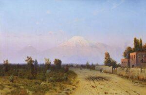Ararat, 1898, Gevorg Bashinjagyan