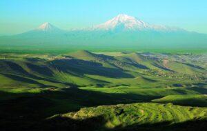 Mountain Ararat, Sis & Masis, 5,137 m