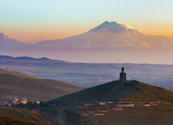 Ararat & Kaptavank Church.