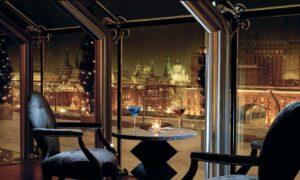 Ararat Park Hyatt Moscow Restaurants