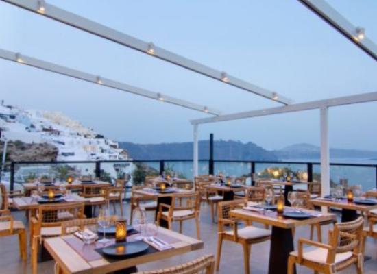 Armeni Restaurant, Santorini
