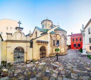 Armenian Cathedral, Lviv