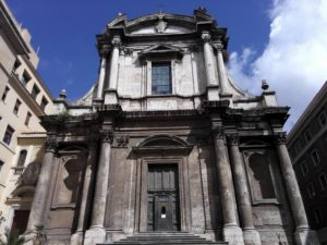Armenian Catholic Church, Chiesa di San Nicola da Tolentino, Rome