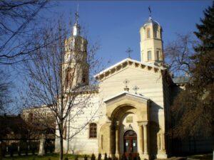 Virgin Mary, Armenian Church, Iași
