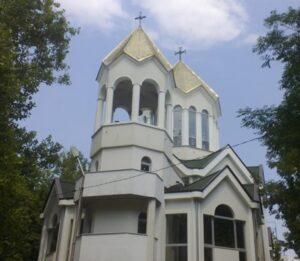 "Armenian Apostolic Orthodox Church ""Virgin Mary"""