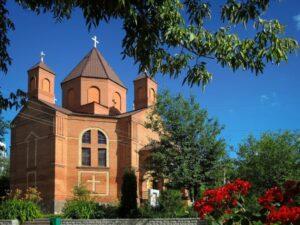 Armenian Church Surb Khach, Samara