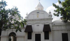 Armenian Church in Chennai, India