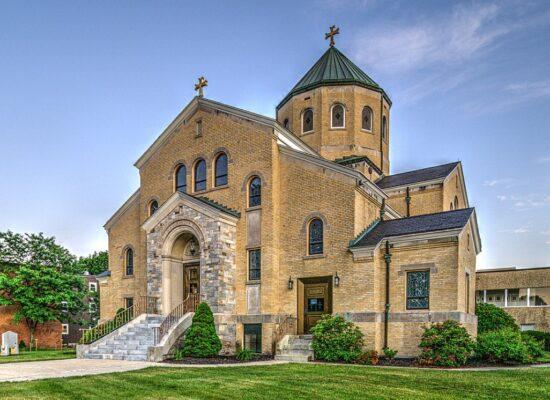 Armenian Church of Our Savior, Worcester, Massachusetts.