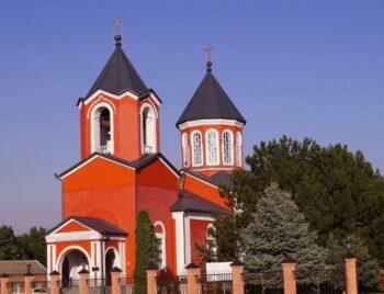 Armenian Church of the Most Holy Theotokos, Armavir