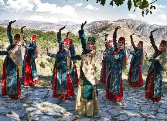Armenian Dance.