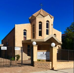 Armenian Evangelical Church Willoughby, Australia