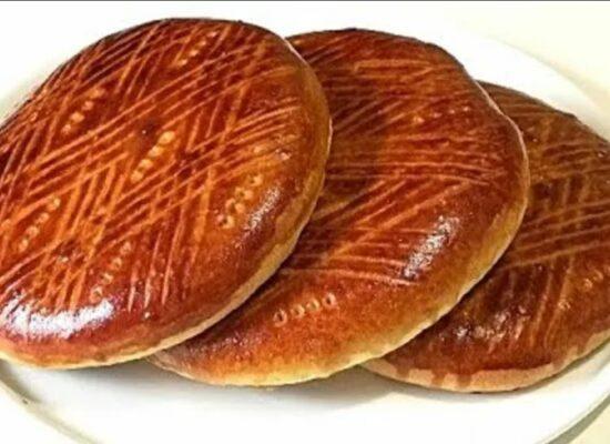 Traditional Armenian Round Gata,