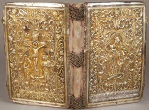 Armenian Gospel,1828,-Armenian-Museum-of-France.