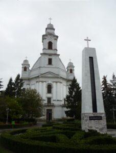Armenian Holy Trinity Cathedral, Gherla