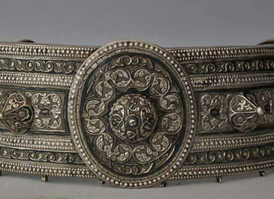 Armenian Silver Belt, Western Armenia