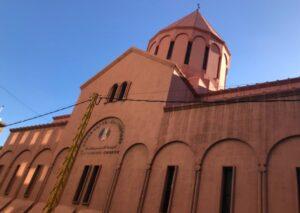 Armenian Vartanants Church, Beirut