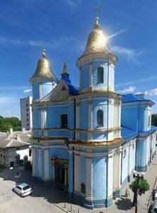 Armenian church in Ivano-Frankivsk (18th century)