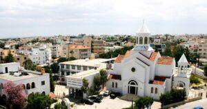 Armenian compound Nicosia