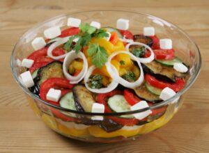 Armenian Salads