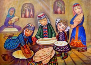 Armenian Traditions Sevada