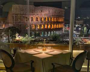 Aroma Restaurant Palazzo Manfredi