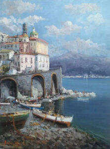 Atrani, Andrea Marini