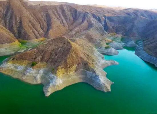 Azat Reservoir -Ararat Province