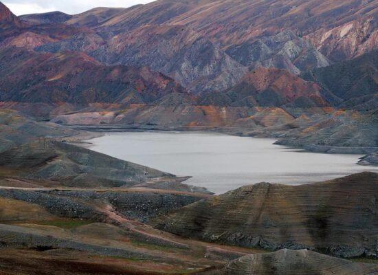Ger-Ger Reservoir - Vayots Dzor Province