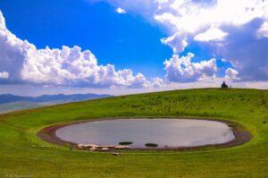 Azhdahak, Extinct Volcano, 3,597 m, Gegharkunik Province