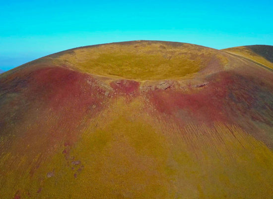 Mount Azhdahak - extinct volcano, 3597 m, Gegharkunik Province