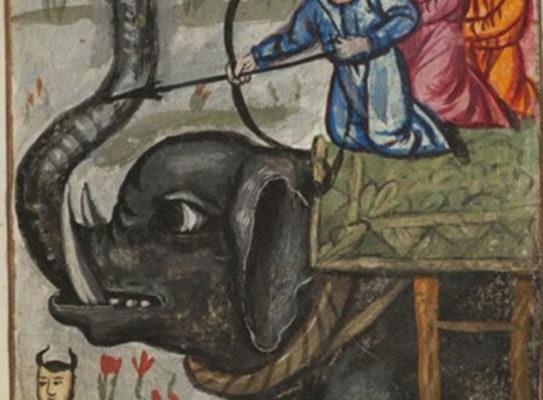Bible,1318, Gladzor, Toros Taronatsi