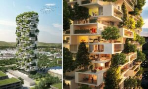 Bosco Verticale – The Vertical Wood of Milan