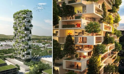 Bosco Verticale – The Vertical Wood of Milan
