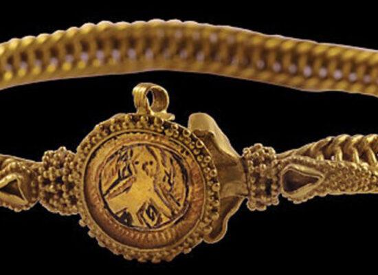 Bracelet, 11th century, Dvin, The Metropolitan Museum of Art, New York, USA