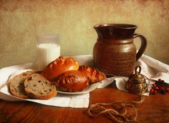 Bread &milk, Muscio