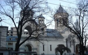 Bucharest Armenian Church