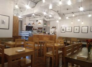 CRUMBS bread factory, cafe